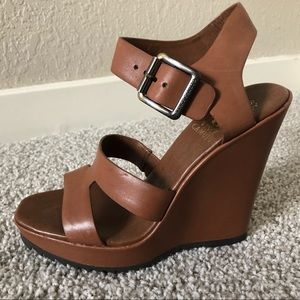 Vince Camuto Strap Wedge